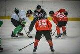 """Pirmosiose """"Kaunas Hockey"""" namų rungtynėse – ilgesnis suolelis"""
