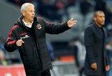 """Oficialu: """"Nice"""" klubas neleis išvykti savo treneriui"""