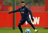 """""""Manchester United"""" legenda mano, kad A.Sanchezas tiesiog per daug stengiasi: """"Jis kaip vaikas su nauju kamuoliu"""""""