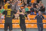 "Kauno ""Vytis"" – Lietuvos salės futbolo taurės finale"