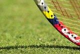 J.Mikulskytė patyrė nesėkmę jau pirmajame jaunių teniso turnyro Čekijoje rate