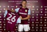 "Oficialu: J.Terry bus ""Aston Villa"" kapitonas"