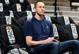 NBA greičiausiai daugiau nei mėnesį nukels naujokų biržą