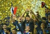 Įvarčių lietuje pažymėtame finale po 20-ies metų pertraukos pasaulio čempionais tapo prancūzai