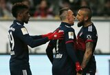 """Vokietijoje - eilinė """"Bayern"""" pergalė"""