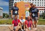 Minske – medikų repeticija prieš Tokiją