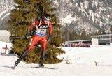 N.Kočergina iškovojo pirmuosius įskaitinius pasaulio biatlono taurės taškus