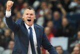 Š.Jasikevičius atmetė pasiūlymą tapti rinktinės treneriu