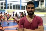 Irano imtynių čempionas nuteistas dviem mirties bausmėmis