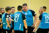Lietuvos klubų EHF taurės turnyre laukia skandinaviški iššūkiai