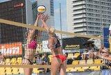 Lietuvos paplūdimio tinklinio čempionate – stipriausios šalies poros