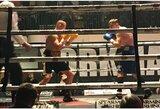 D.Denikajevas iškovojo 6-ą pergalę profesionalų bokso ringe: visų raundų neprireikė