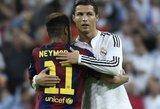 """Futbolo gandai: """"La Liga"""" žvaigždės gali atsidurti Anglijoje, """"Milan"""" bijo prarasti talentą"""