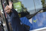 """S.Biličius nesiruošia išleisti S.Zazos į """"Juventus"""" klubą ankščiau laiko"""