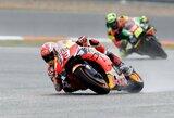 Šlapioje Brno trasoje – fantastiškas M.Marquezo pasirodymas