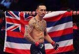 """Dėl titulo M.Holloway ir F.Edgaras susikaus """"UFC 222"""" turnyre"""