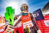 I.Januškevičiūtė pasiekė geriausią rezultatą Lietuvos kalnų slidinėjimo istorijoje (atnaujinta)