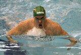 V.Janušaitis pateko į Londono olimpinių žaidynių pusfinalį 200 m kombinuotame plaukime