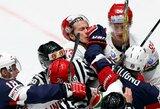 Pasaulio ledo ritulio čempionate JAV šventė pirmą pergalę