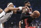 """P.Pierce'as: """"LeBronas nėra tarp penkių geriausių visų laikų krepšininkų"""""""