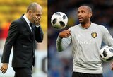 """ESPN: tragiškai žaidžiantys """"Monaco"""" atleis L.Jardimą, jį pakeis T.Henry"""