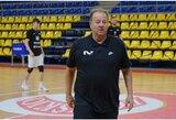 Kėdainių treneris: apie Šaro medžioklę ir NBA tikslą