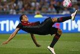 """Italijos spauda: """"West Ham"""" sieks įsigyti C.Baccą"""