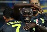 """B.Matuidi neplanuoja palikti """"Juventus"""""""