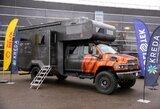 A.Juknevičius atskleidė pasiruošimo Dakarui planus ir pristatė naująjį komandos kemperį