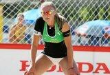 """Prestižiniame """"Grand Slam"""" serijos turnyre – I.Dumbauskaitės ir M.Povilaitytės nesėkmė"""