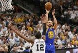 """S.Curry nepatinka kalbos apie konkurencijos nebuvimą: """"Tai nepagarbu"""""""