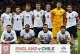 Anglijos rinktinė paskelbė sudėtį, kuri vyks į Braziliją (A.Cole'as baigė karjerą)