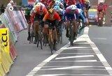 E.Šiškevičius aukšto lygio dviračių lenktynėse Prancūzijoje kyla į viršų