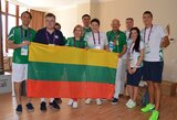 Baku dienoraštis: svečiai sportininkų kaimelyje