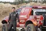 """Elitinės komandos vadovo kedės atsisakęs A.Juknevičius: """"Svarbu pasiruošti Dakarui"""""""