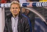 J.Klinsmannas rizikuoja netekti JAV rinktinės trenerio posto