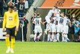 """Dešimtyje rungtyniauti likusi """"Borussia"""" patyrė vietiniame čempionate antrąjį pralaimėjimą"""