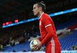 """S.Ramosas pabrėžė G.Bale'o įtaką """"Real"""" žaidimui: """"Jis mums labai svarbus"""""""