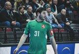 """Neramumais pažymėtą Graikijos finalą pralaimėjęs L.Palevičius: """"Labai norisi kažką nuveikti su rinktine"""""""