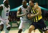 """Be L.Kleizos žaidusi """"Fenerbahce Ulker"""" ekipa Turkijoje iškovojo įtikinamą pergalę"""