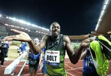 """""""Deimantinės lygos"""" etape Monake – U.Bolto sezono rekordas ir įspūdingas C.Semenyos pasirodymas"""