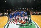 """Krepšinio fanus stebinusių """"Globetrotters"""" įkvėpti broliai Lavrinovičiai priėmė sprendimą – sieks Gineso rekordo"""