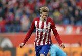 """F.Torresas apie pilną sutartį su """"Atletico"""": """"Greitai tai taps realybe"""""""