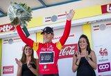 """E.Juodvalkis ketvirtąjį """"Tour de Walonnie"""" dviračių lenktynių etapą baigė 28-as"""