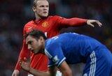 """Chelsea"" žiemą dar kartą bandys įsigyti W.Rooney"