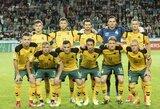 Lietuva - Nacijų taurės C divizione