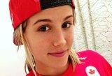 Svajonių pasimatymas: lažybas pralaimėjusi Kanados teniso gražuolė turės susitikti su savo gerbėju