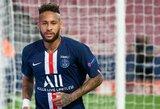 """Neymaras: """"Liksiu Paryžiuje, kad patekčiau į futbolo istoriją"""""""