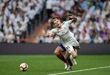 Geležinė gynyba: Madrido derbis baigėsi be įvarčių