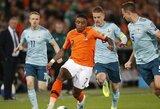 """""""Sky Sports"""": """"Tottenham"""" pasiekė susitarimą su PSV dėl S.Bergwijno"""